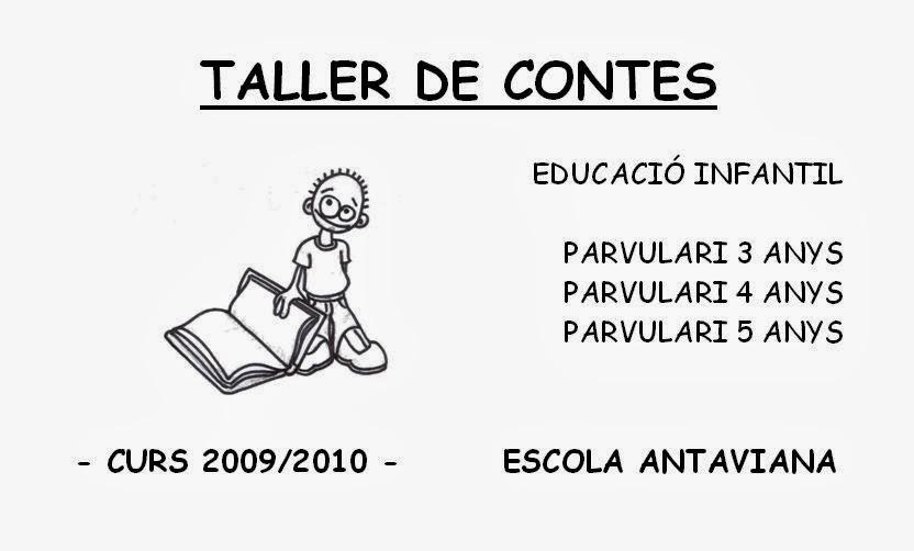 http://issuu.com/blocsdantaviana/docs/dossier_contes_2009-10