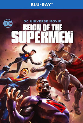 Reign Of The Supermen 2019 BD25 Latino