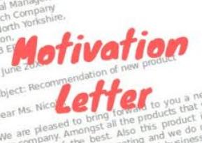 """pada kesempatan kali ini saya akan memberikan tips dan contoh menulis motivation letter d Tips Dan Contoh Menulis """"Motivation Letter"""" Dalam Bahasa Inggris"""