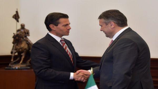 México y Alemania apuestan por reforzar comercio bilateral