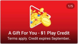 Get Free Google Play Store Credit