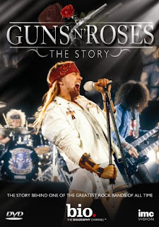 Guns N'Roses: Biography Channel. Subtítulos en español.