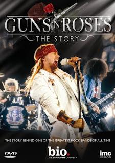 Guns N'Roses: Biography Channel. Subtítulos en español.
