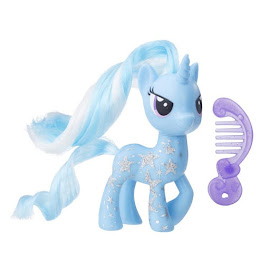 MLP Pony Friends Singles Trixie Lulamoon Brushable Pony
