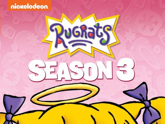 Re-Live Your Childhood with RUGRATS Seasons 3 & 4 On DVD! + RUGRATS DVDs #Giveaway