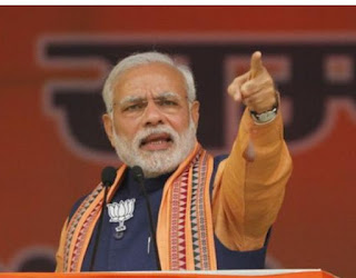 छत्तीसगढ़ में भाषण के दौरान नरेंद्र मोदी से हो गई बहुत बड़ी गलती, जानकर आपको भी नहीं होगा यकीन!