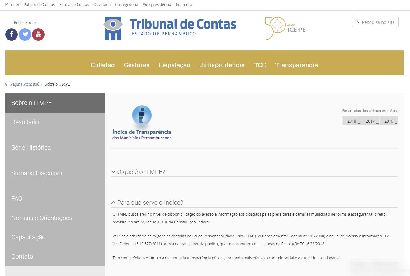 9c3d80341 Blog do Augusto Cesar  Estudo do Tribunal de Contas coloca Garanhuns ...