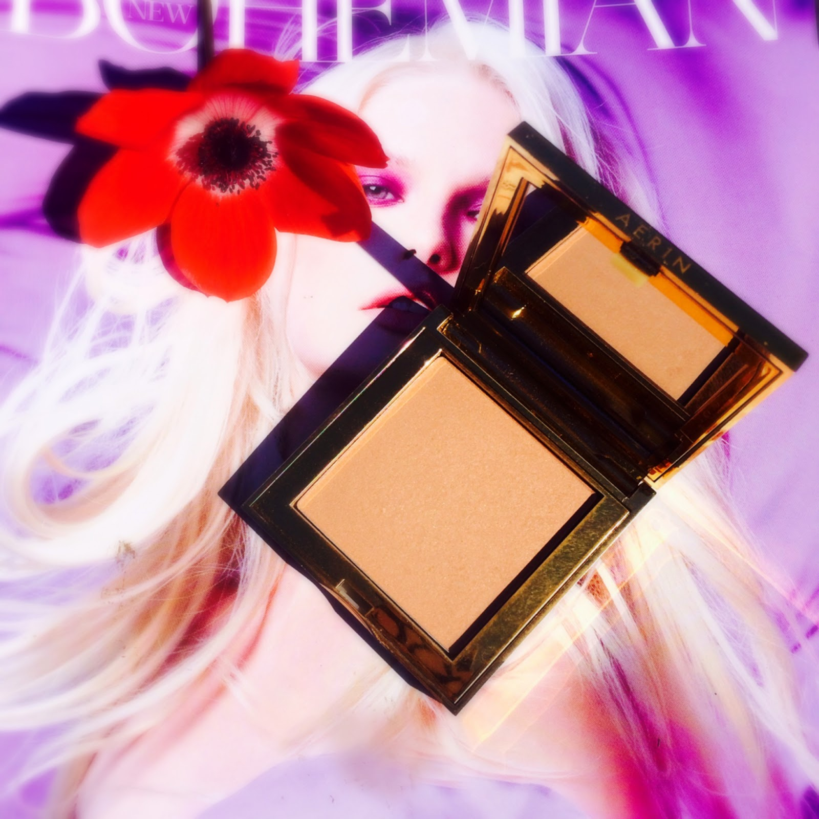 Aerin Pretty Bronze Illuminating Powder