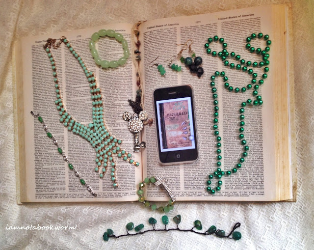 The Emerald Key by Mark Frederickson  and Melora Pineda Book Review