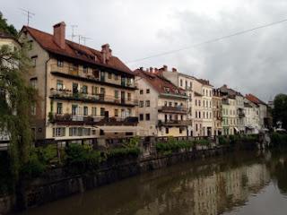Jompan blogi: Ljubljana - Euroopan pienimpiä pääkaupunkeja