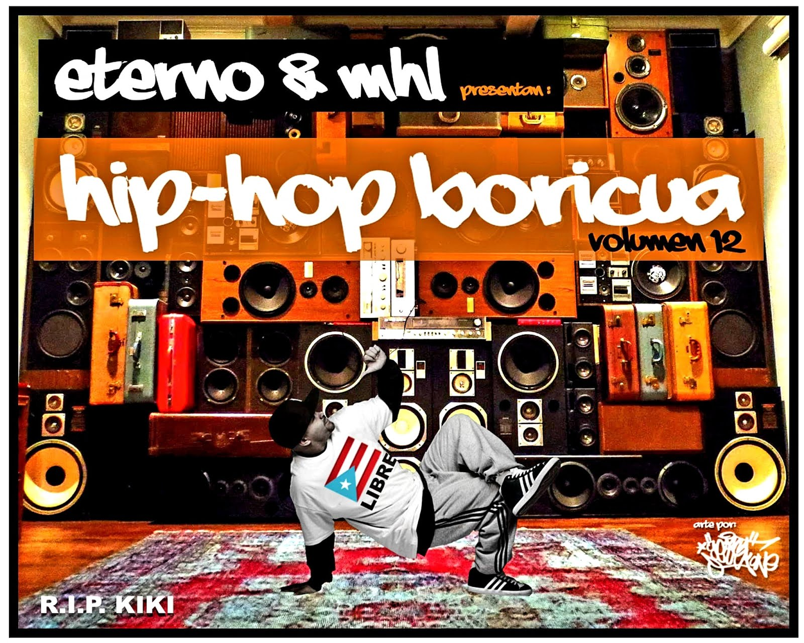 Hiphop Boricua Vol.12