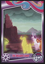 MLP The Dragon Lands Series 4 Trading Card
