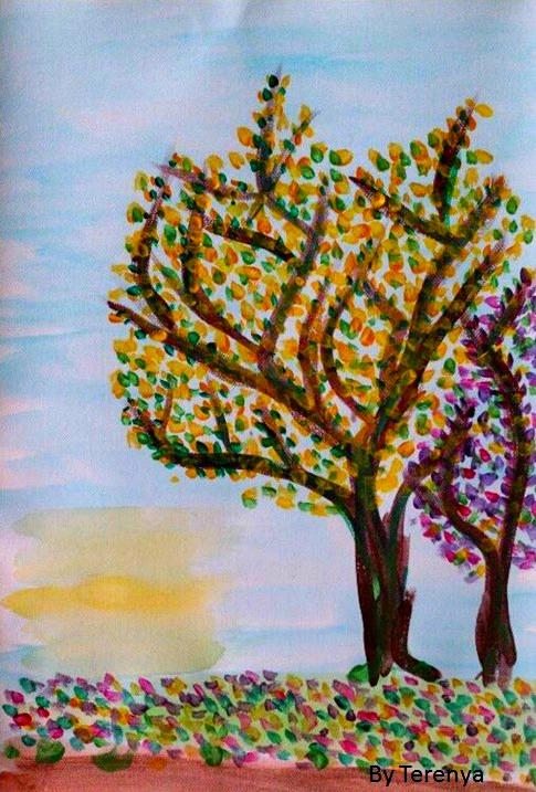 dibujo-primavera