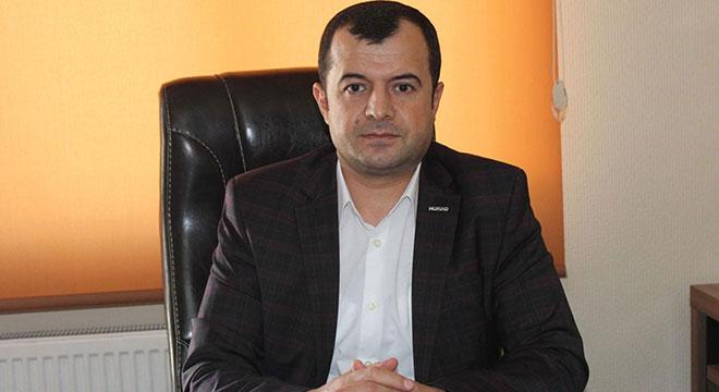 MÜSİAD Diyarbakır Şube Başkanı İsmail Özşanlı'ya silahlı saldırı