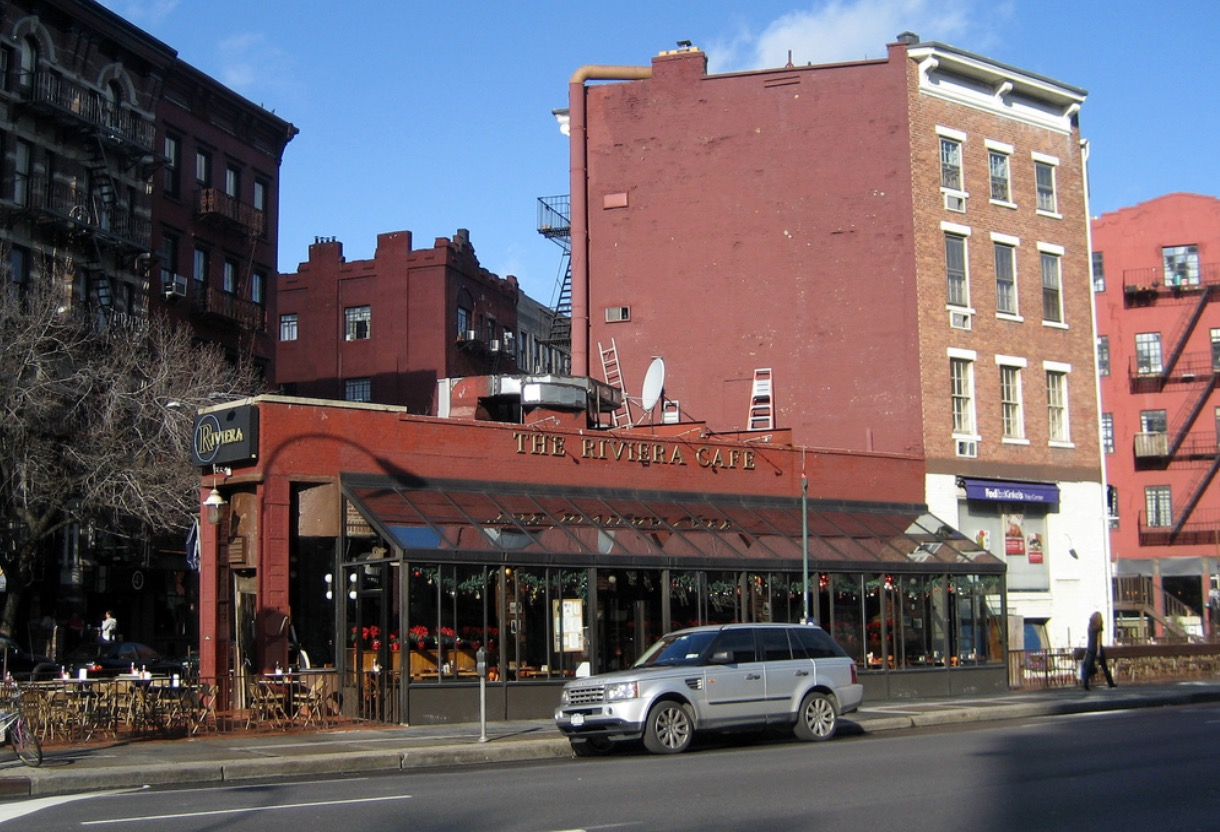 Riviera Cafe New York Closing
