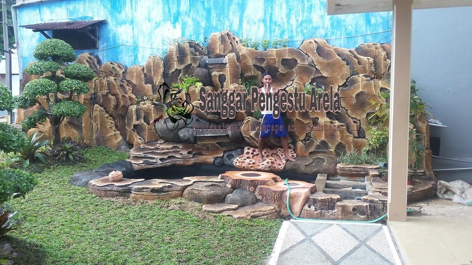 53 Gambar Taman Relief Air Terjun Paling Bagus
