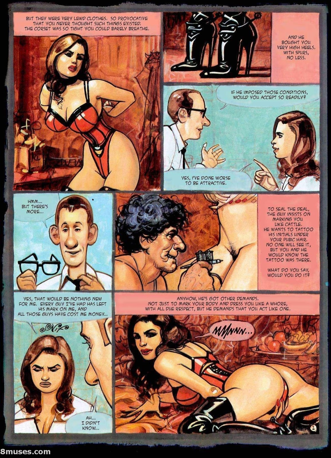 Adult Porn Omics 109