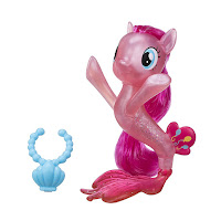 My Little Pony Movie Land and Sea Fashion Seapony Brushable Pinkie