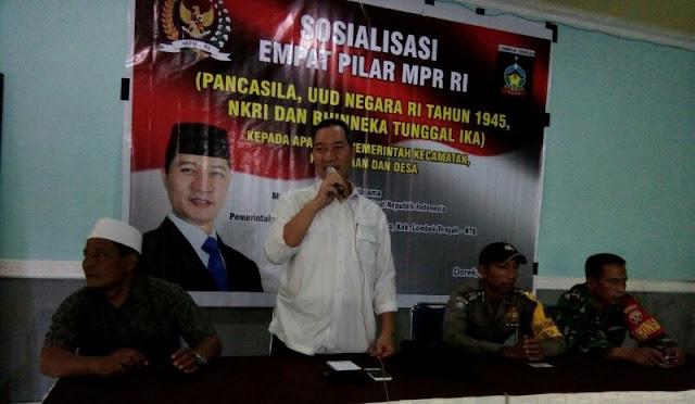 Konflik Sara Mengintai, Senator Minta PMP Dikembalikan