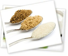 Healthy sweeteners for coffee