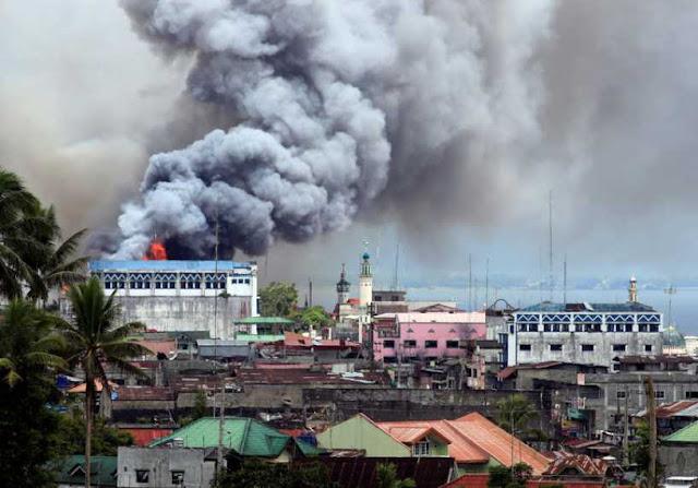 Kisah Pekerja Kristen di Lindungi Oleh Majikan Muslim di Marawi Filipina