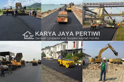Jasa Pengaspalan Jalan, Jasa Perbaikan Jalan, Konstruksi Jalan Aspal, Penyedia Aspal Hotmix, Jabodetabek