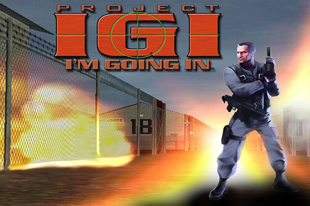 Project I.G.I I'm Going In RIP PC GAME