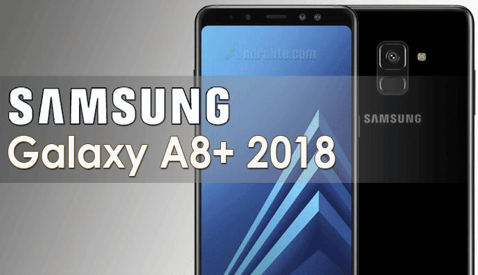Spesifikasi dan Harga Samsung Galaxy A8+ (2018)