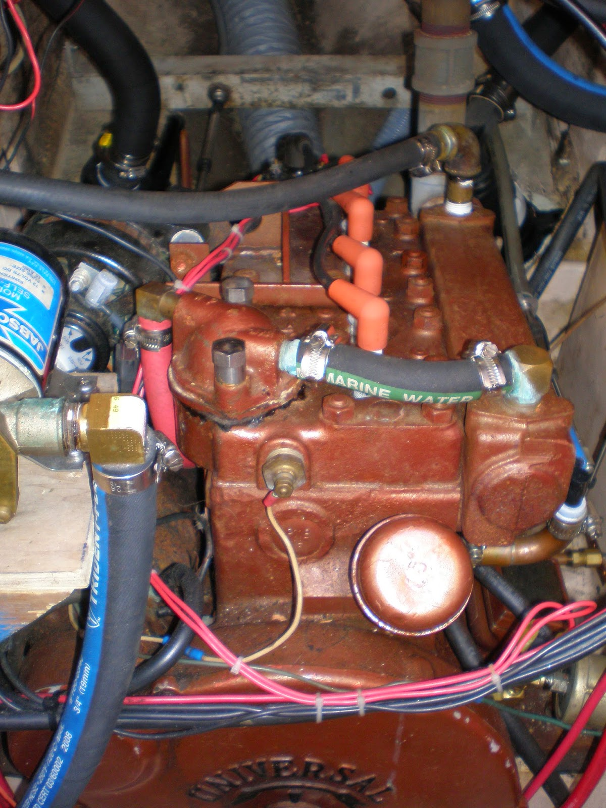 Adventures of Salacia: Repowering our Old Alberg 30?