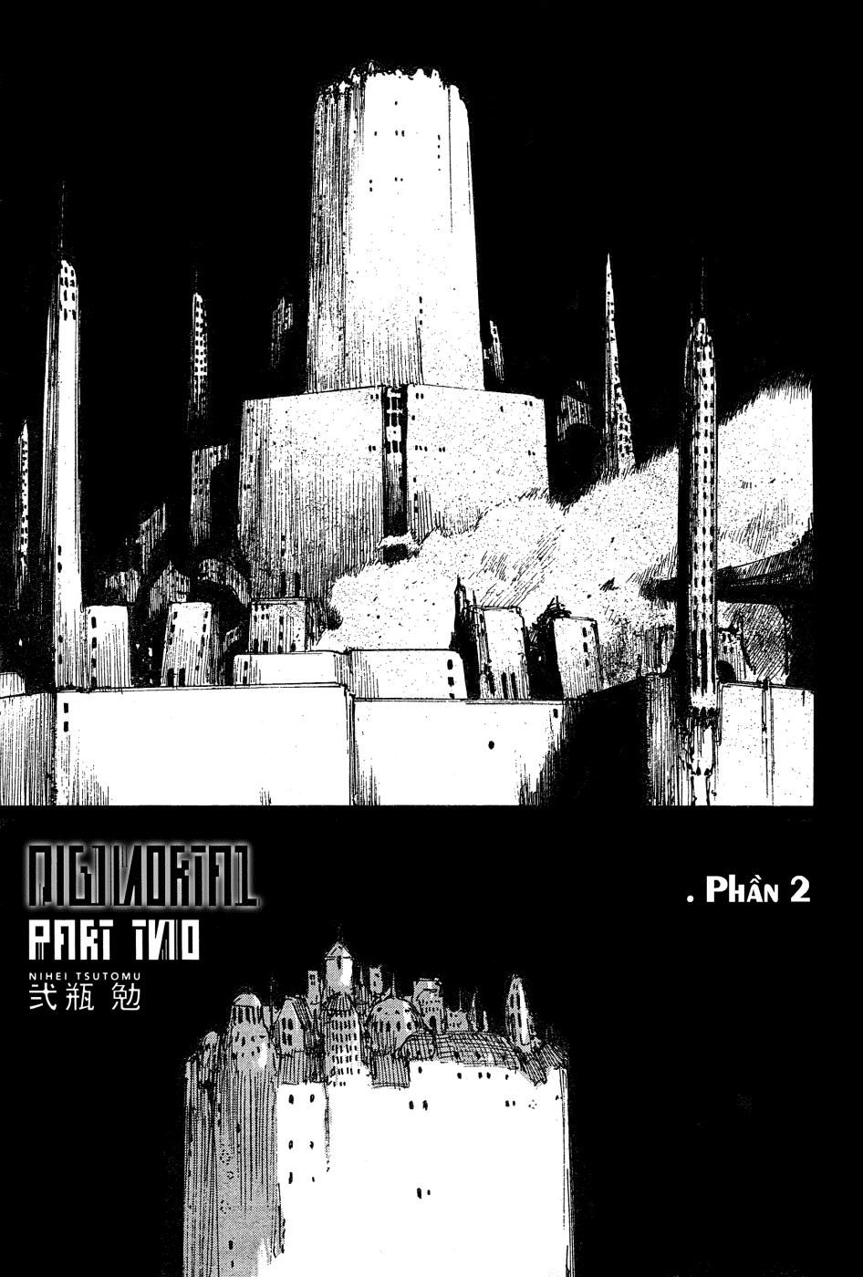 Digimortal chap 2 - Trang 1