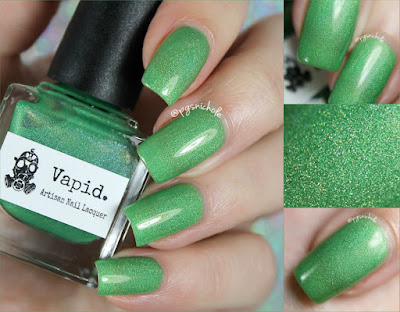 Vapid Lacquer T Street | California Jelly Holos Collection