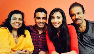 Parvathy Nair Family Husband Parents children's Marriage Photos