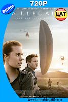 La Llegada (2016) Latino HD 720p - 2016