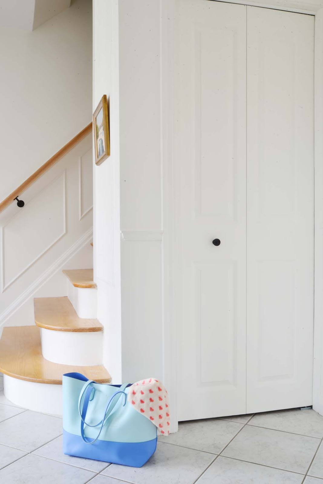 front hall closet organization, small closet ideas, entryway closet