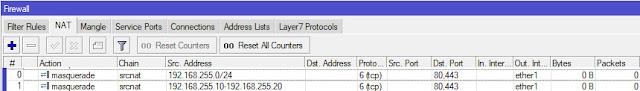 Firewall NAT Print