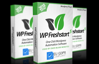 wp-freshstart 5.0 plugin