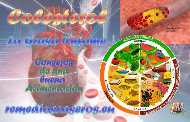 Colesterol la grasa infame