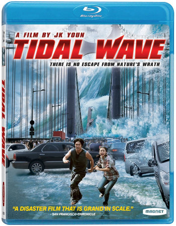 Tidal Wave (2009) Dual Audio Hindi 720p