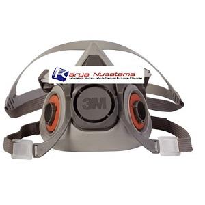 Jual Masker Respirator 3M 6000 di Pasar Minggu