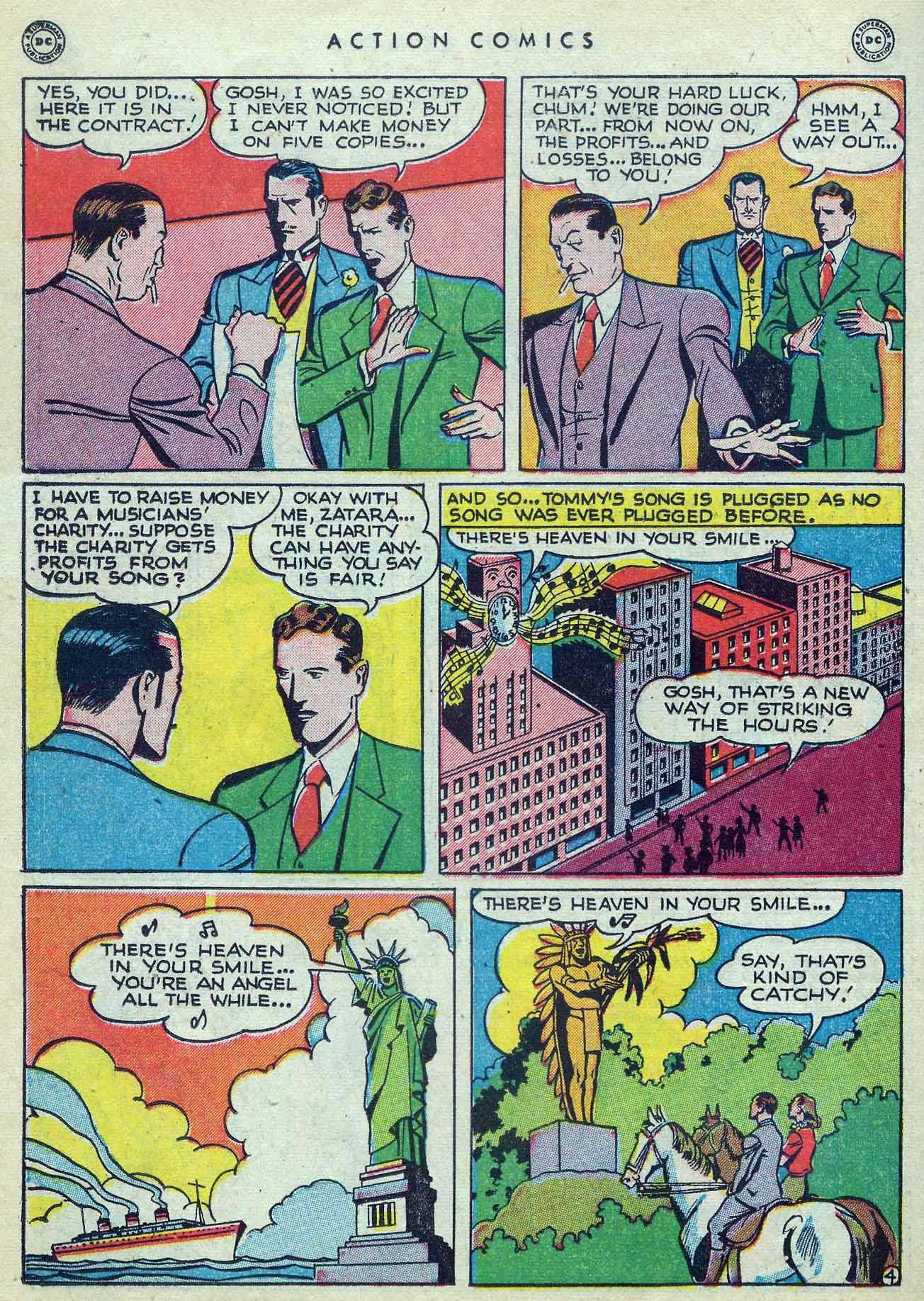Action Comics (1938) 127 Page 35
