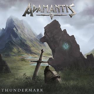 """Το τραγούδι των Adamantis """"Thundermark"""" από το ομότιτλο ep"""