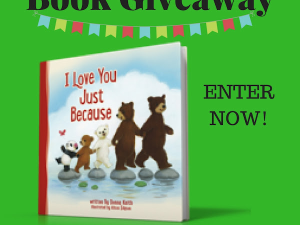 I Love You Just Because: Book Review and Giveaway