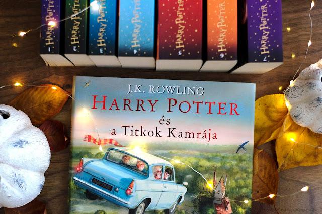 Listába mondva | Harry Potter és a Titkok kamrája