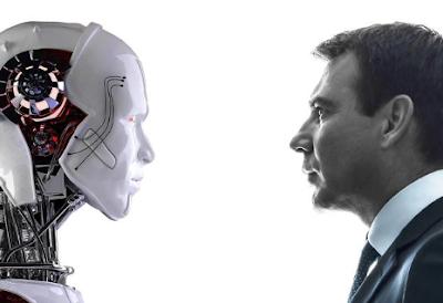 Persaingan Pekerjaan Manusia dan Robot di Masa Dipan
