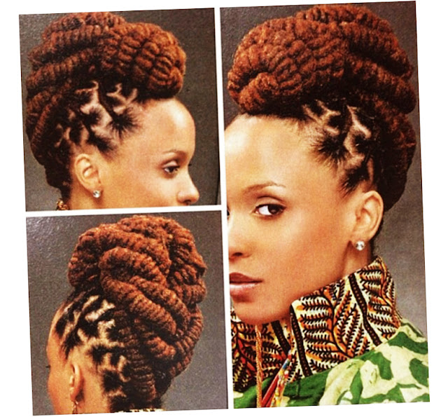 Picture for Beautiful African American Braided Hairstyles