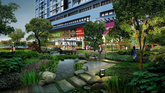 Chung cư Vimefulland Mỹ Đình - Emerald Center Park Mễ Trì