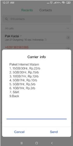 Paket Telkomsel 15GB Aktif 30 Hari Hanya 20 Ribuan