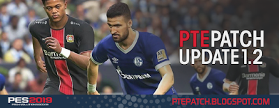 PES 2019 PTE Patch 2019 Update 1.2 Season 2018/2019