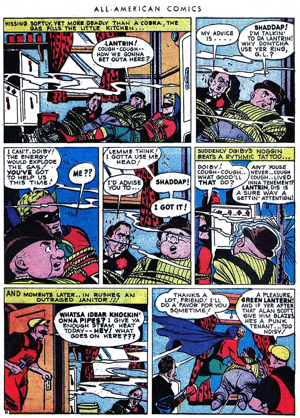 Read online All-American Comics (1939) comic -  Issue #63 - 13