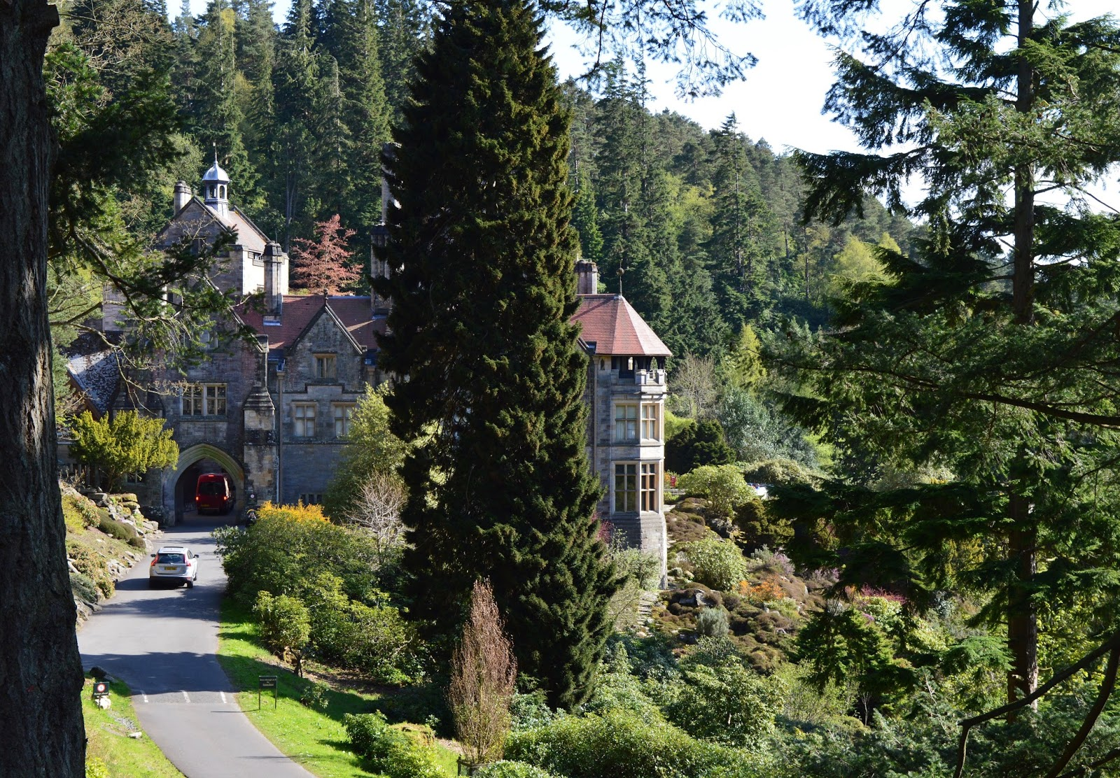 Northumberland in Bloom | My favourite gardens to visit with kids  - Cragside Gardens